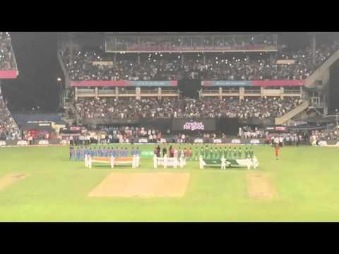 National Anthem by Sri Amitabh Bachchan