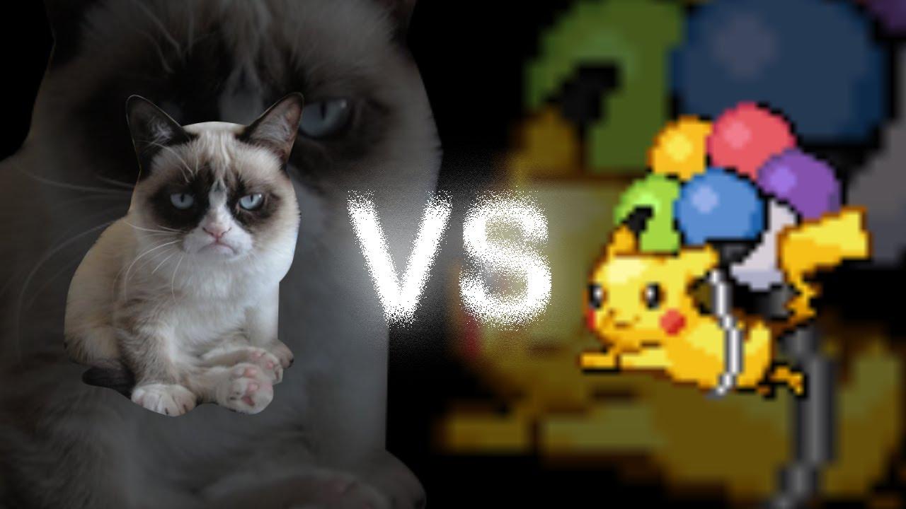 Doge Grumpy Cat