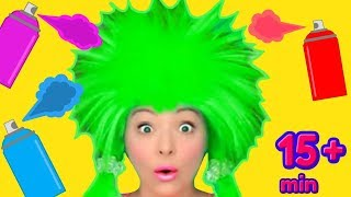 This is the Way + Colors Song and More Nursery Rhymes and Baby Songs for Kids and Toddlers