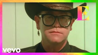 Watch Elton John A Word In Spanish video