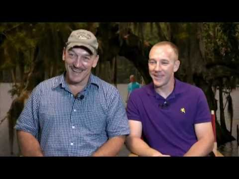 Exclusive choot 'em Interview With Troy And Jacob Landry video