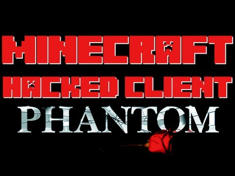 1.4.6 & 1.4.7 Hacked Client - Phantom - WiZARD HAX