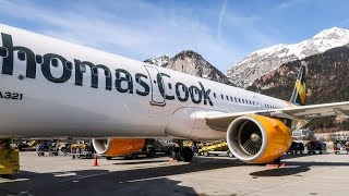 TRIP REPORT | Thomas Cook Airlines | Airbus A321 | London Gatwick - Innsbruck