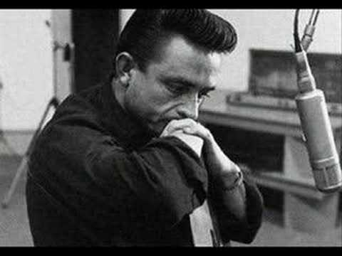 Johnny Cash - Delias Gone1