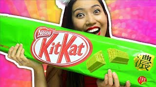 GIANT MATCHA KITKAT 【CC Available】