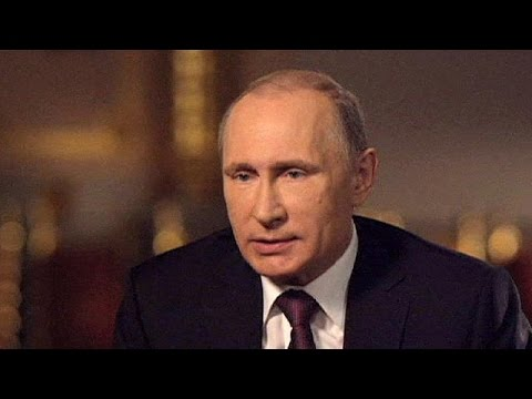 Putin: War with Ukraine