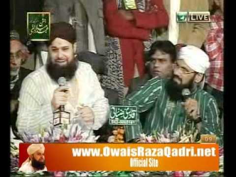 Pegham Saba Lai Hai- Mehfil Qtv 13 Feb 2011 Rabil ul Awal Mehfil...