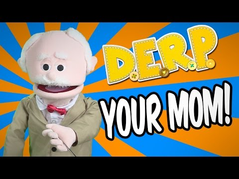 DERP: Happy Wheels and YOUR MOM