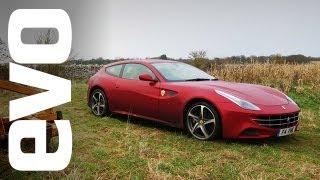 Ferrari FF 2000 mile road trip | evo DIARIES