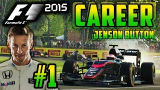 download lagu F1 2015 Jenson Button Career Mode Part 1: Australia gratis