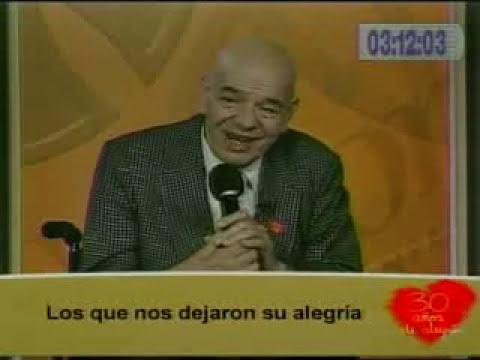Teletón 2008 - Humoristas Fallecidos