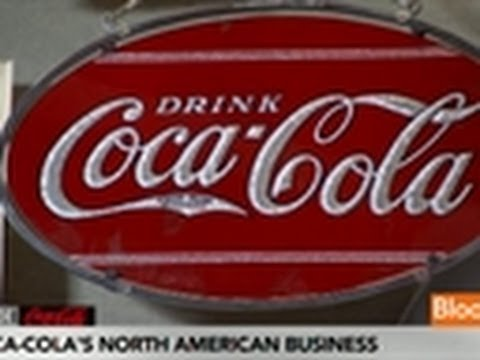 Coca-Cola Works on North America Business Growth