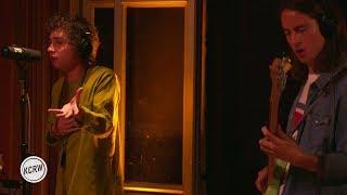 "Greta Van Fleet performing ""Edge of Darkness"" live on KCRW"