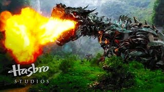 Transformers: Age of Extinction Exclusive Trailer #2 (2014)
