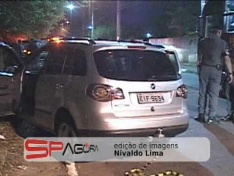 Ladrões de carro são mortos em troca de tiros com a Rota em SP