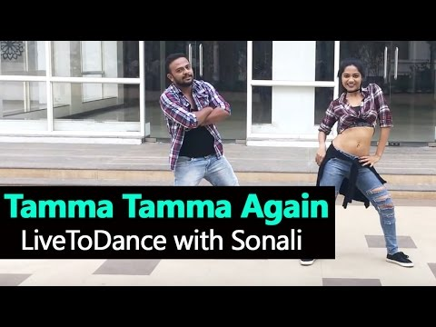 Tamma Tamma Again | Badrinath Ki Dulhania | Bollywood Dance | LiveToDance with Sonali