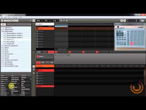 Tutorial: How to Create Sample Banks on Maschine Mikro MK2