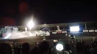 DRIFTING IN SAUDI MOTORSHOW 2018, JEDDAH . NISSAN 37oz BEST DRIFTING 💨🔥