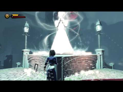 Bioshock Infinite: BOSS FIGHT (Killing Elizabeth's Mother)