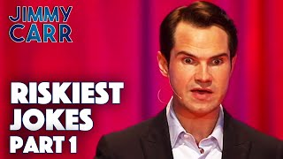 Riskiest Jokes - VOL. 1 | Jimmy Carr