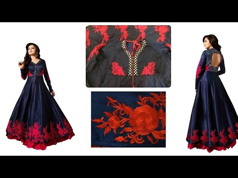 Amazon gown unboxing|amazon clothing review|online shopping review|Amazon