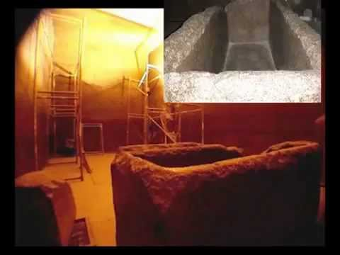 The secrets hidden in the pyramids of Egypt (Harun Yahya)