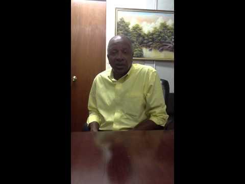 Sports broadcaster Ed Barnes on Fly Jamaica's Adidas Grand Prix Sponsorship.