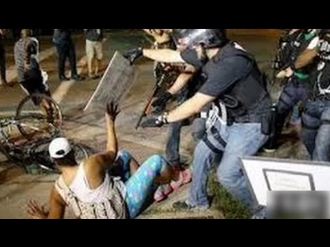 Shaw Shooting Looting Riots Protesters in Ferguson St. Louis - Protest UNARMED Vonderrick Myer 2014!