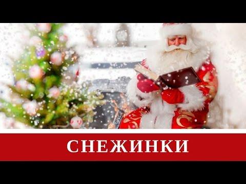 ❉ БЕЛЫЕ СНЕЖИНКИ КРУЖАТСЯ С УТРА ❆ Новогодние песни для детей