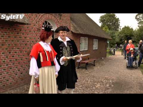""""""" Living History """" in Keitum auf Sylt"""