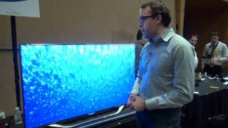Samsung ES8000 - Which? first look review at CES 2012