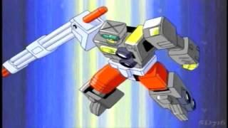 Transformers Armada Theme Song (HQ)