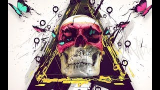 Dark Memories (Dark Psytrance Progressive Mix Sep 2017)💀💀💀