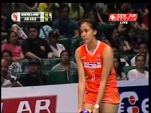 Generika Army vs Air Asia PSL All Filipino Semifinals
