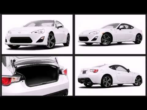 2013 Scion FR-S Video