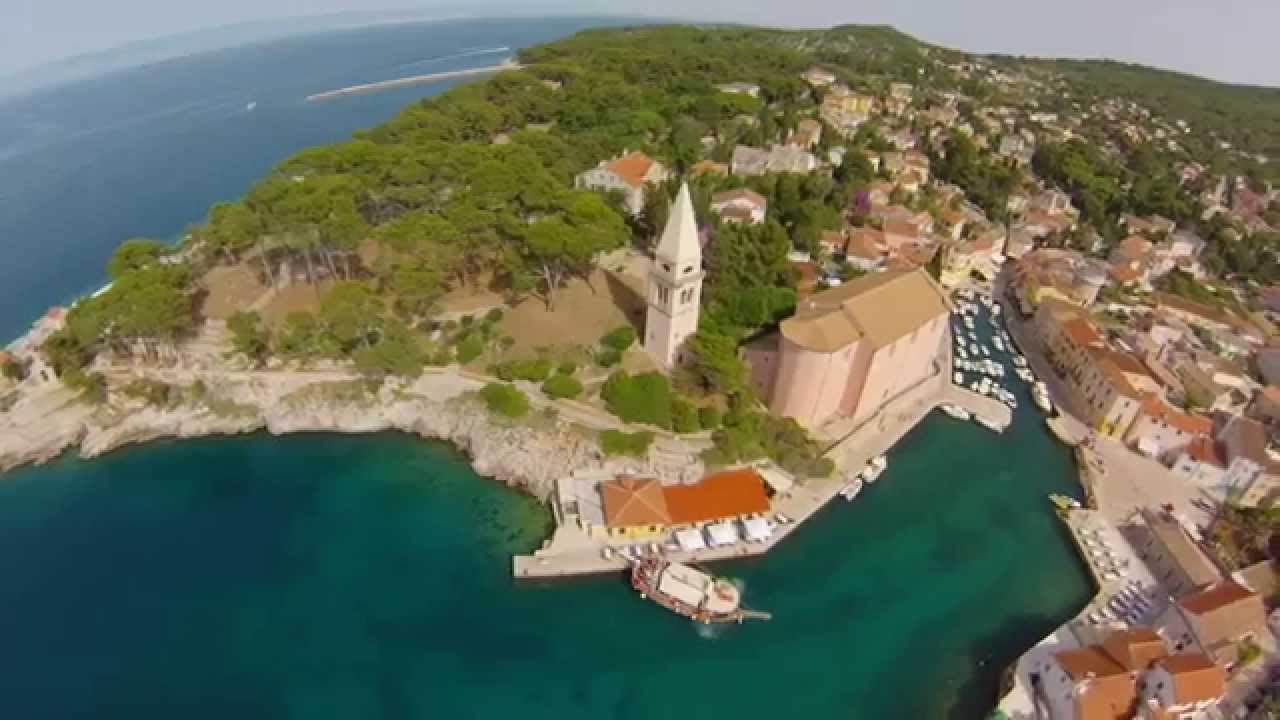 Veli Losinj Veli Lošinj From Air