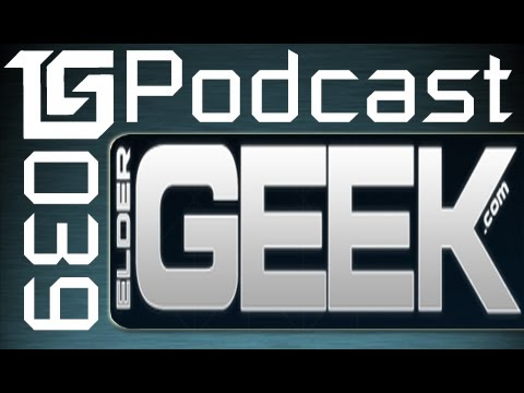 TGS Podcast #39 ft. ElderGeekDotCom Hosted by TotalBiscuit, Jesse Cox, & Dodger