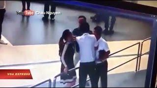 Hà Nội sa thải thanh tra giao thông đánh phụ nữ