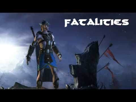 Age of Conan - Fatality Collection in HD!