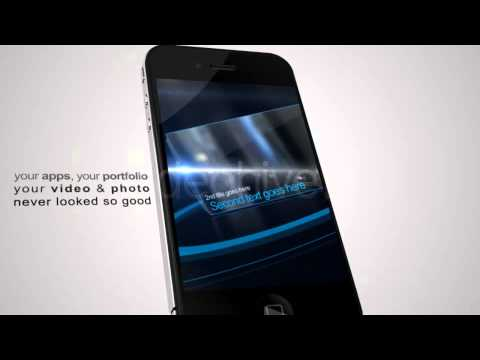 free iphone 4s after effects template cs5 cs6 easy advertisement youtube. Black Bedroom Furniture Sets. Home Design Ideas