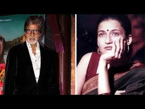 Sarika Pairs Up With Amitabh Bachchan - Bt video