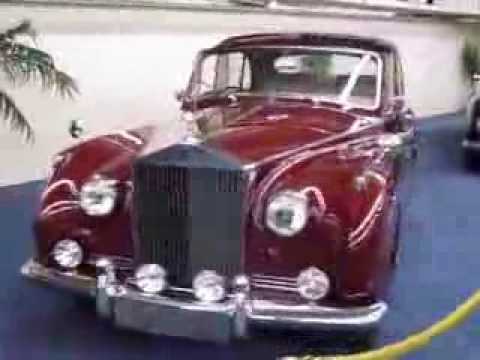 Plethora of Rolls-Royces Video