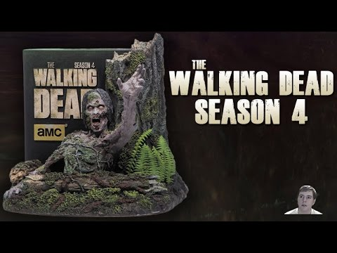 The Walking Dead Season 4 Blu-ray and DVD Review