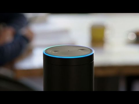 Amazon Echo is a Star Trek computer for your home