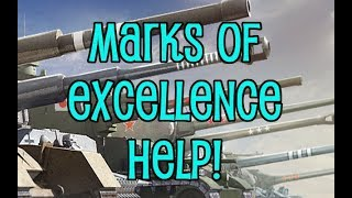 Marks of Excellence HELP! || World of Tanks Xbox/PS4