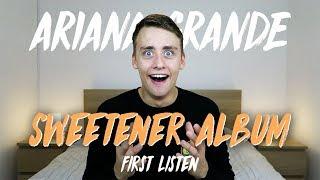 Download Lagu Ariana Grande   Sweetener Album (First Listen) Gratis STAFABAND