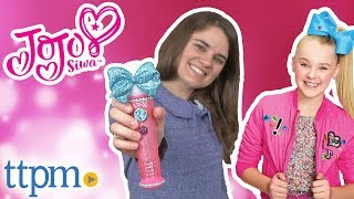 Jojo Siwa Light-Up Microphone from Just Play