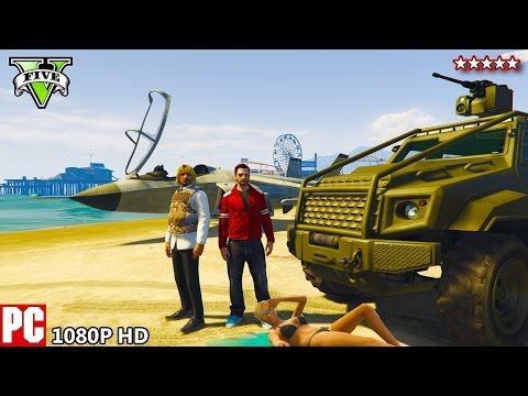 GTA 5 PC: EXPLORING GTA 5 PC! - OFF-ROADING, CUSTOMIZING CARS, RACING on GTA5 PC (GTA 5 PC Gameplay)