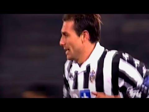 Antonio Conte, la Juventus nel cuore
