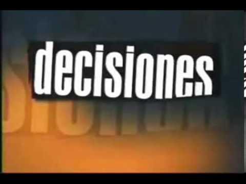 DESICIONES MUSICA